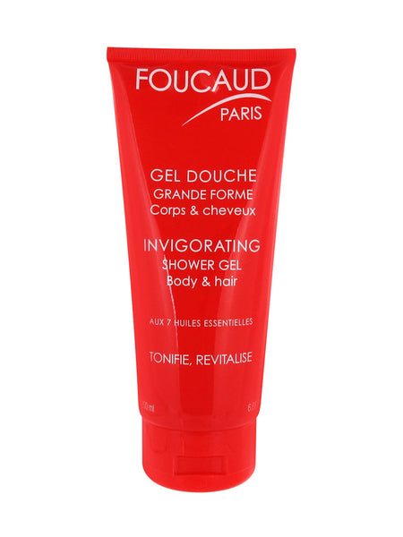 Foucaud Paris Invigorating Shower Gel Body & Hair