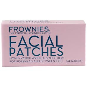 Frownies Facial Patches for Wrinkles on the Forehead & Between Eyes