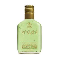 Ligne St. Barth Aloe Vera Gel with Mint, Shaving & Beard - New London Pharmacy