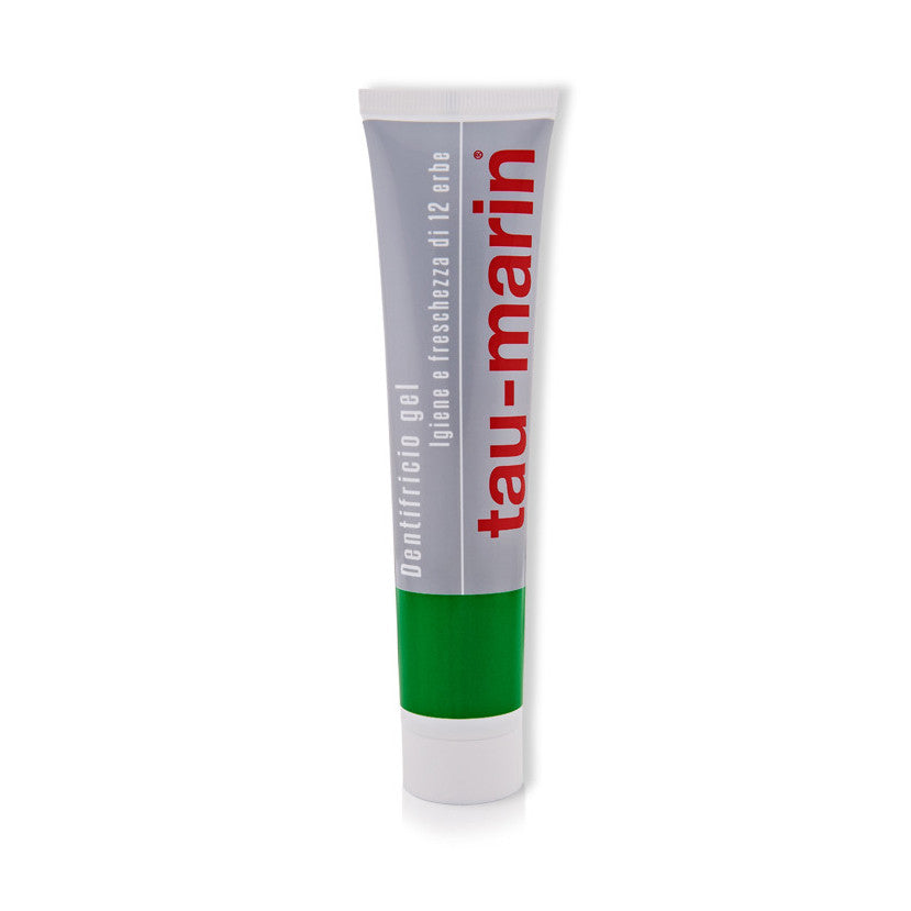 Tau-Marin Gel Toothpaste, For the Mouth - New London Pharmacy