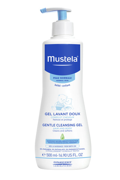 Mustela Gentle Cleansing Gel Hair and Body