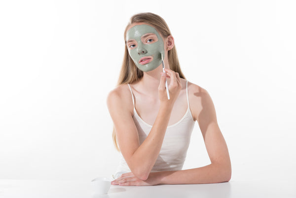 FIG+YARROW French Green Clay Mask