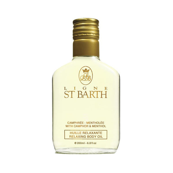 Ligne St. Barth Relaxing Body Oil with Camphor and Menthol