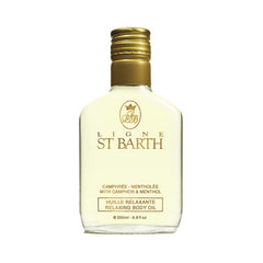 Ligne St. Barth Relaxing Body Oil with Camphor and Menthol, Face & Body Oil - New London Pharmacy