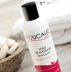 Foucaud Paris Huile De Massage Revitalisante (Revitalizing Massage Oil)