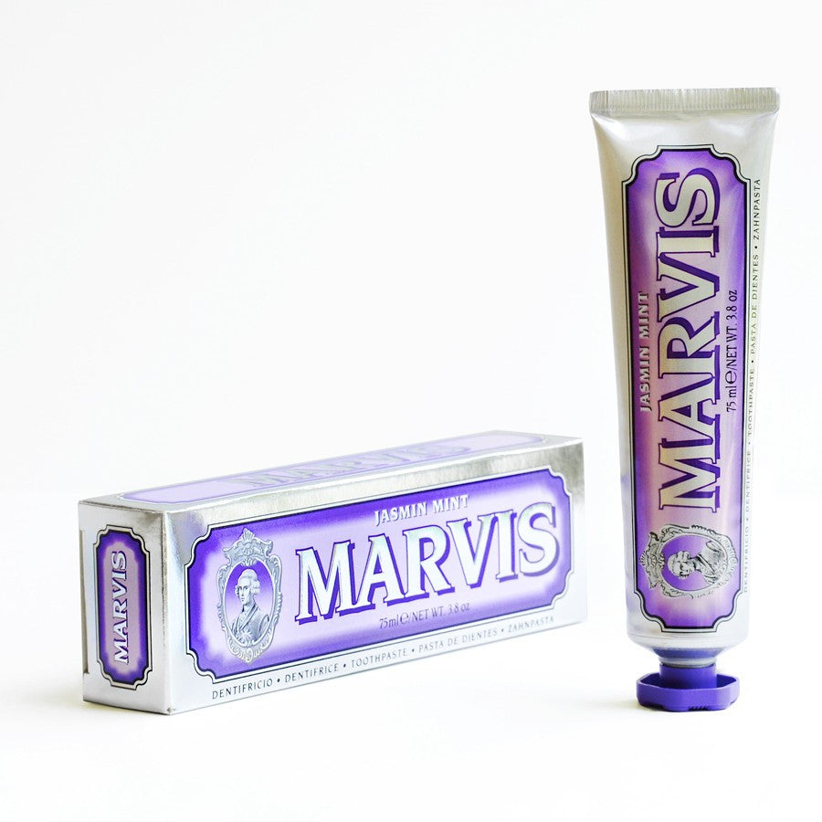 Marvis Jasmin Mint Toothpaste, Toothpaste (Bath&Body - For the Mouth) - New London Pharmacy