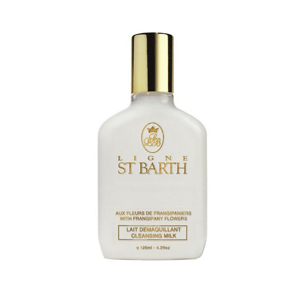 Ligne St. Barth Cleansing Milk with Frangipani Flowers