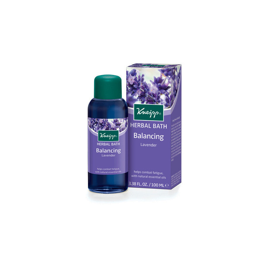 Kneipp Balancing Herbal Bath Lavender, Bath Salts / Oils & Soaks - New London Pharmacy