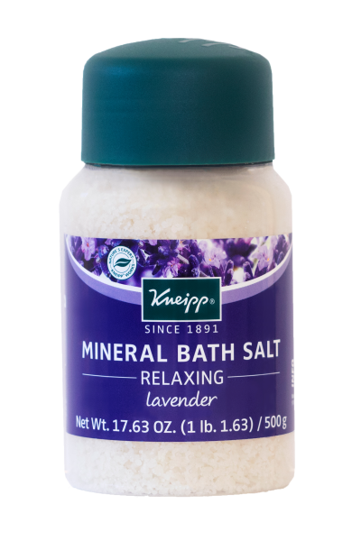 Kneipp Relaxing Mineral Bath Salt with Lavender