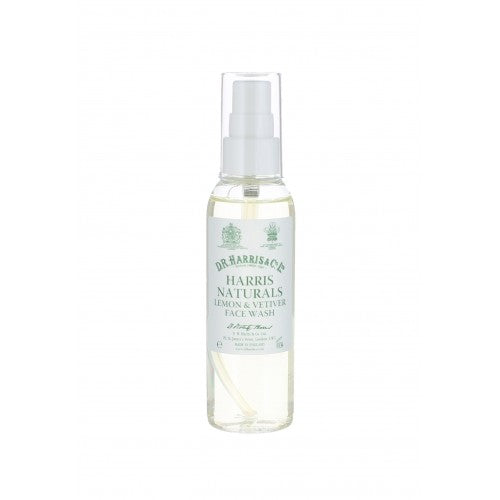 Dr. Harris & Co. Ltd Harris Naturals Lemon & Vetiver Face Wash
