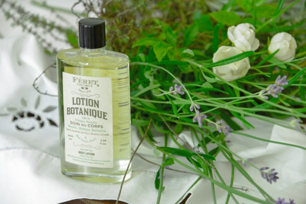 Féret Parfumeur Essential Oils Body Lotion