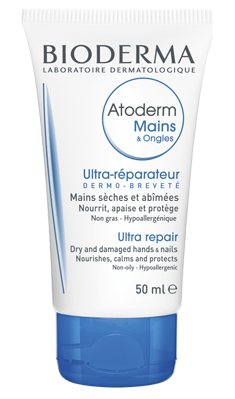 Bioderma Atoderm Mains & Ongles (Pack of 2)