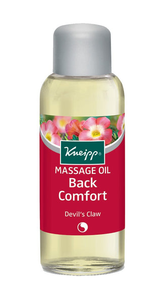 Kneipp Devil's Claw Back Comfort Massage Oil