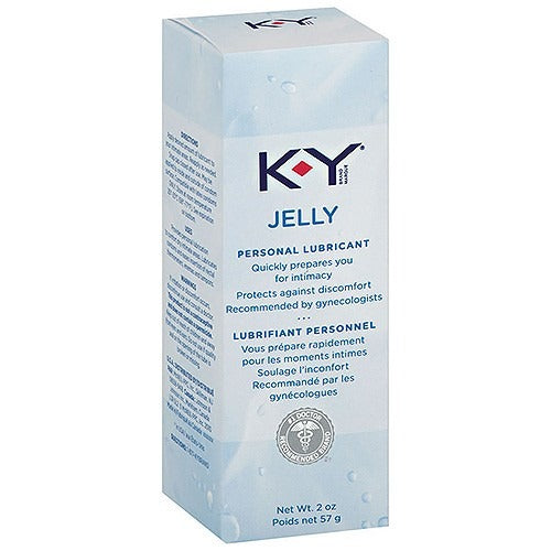 KY Jelly Water Based Personal Lube