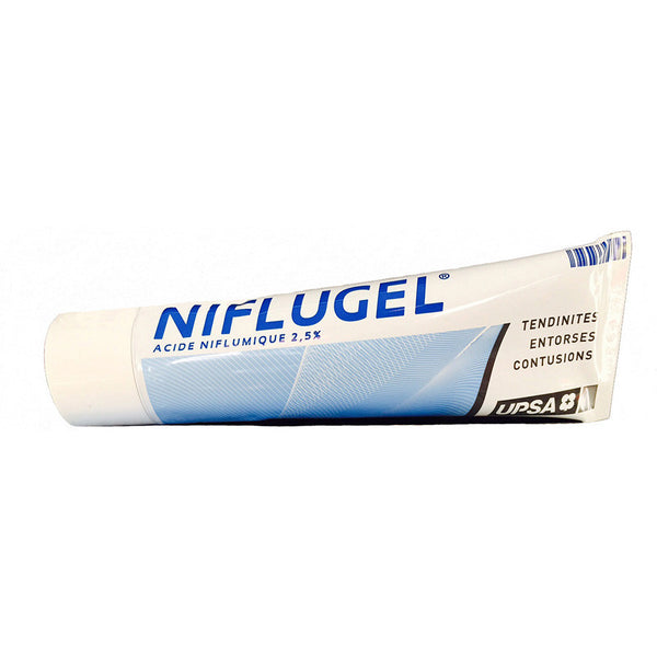 Niflugel Niflumic Acid 2.5%