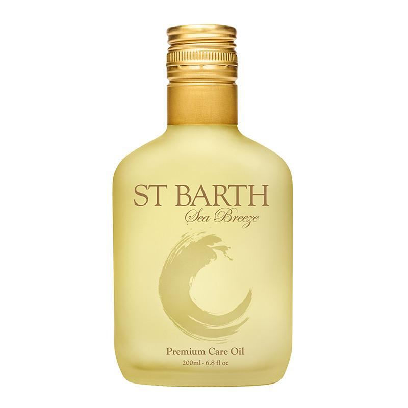 Description Of ST Barth SEA BREEZE PREMIUM CARE BODY OIL:  Conjuring images of paradisiacal holidays in the Caribbean, this new Premium Care Oil is a sensuous, relaxing, and nourishing addition to Ligne St. Barth