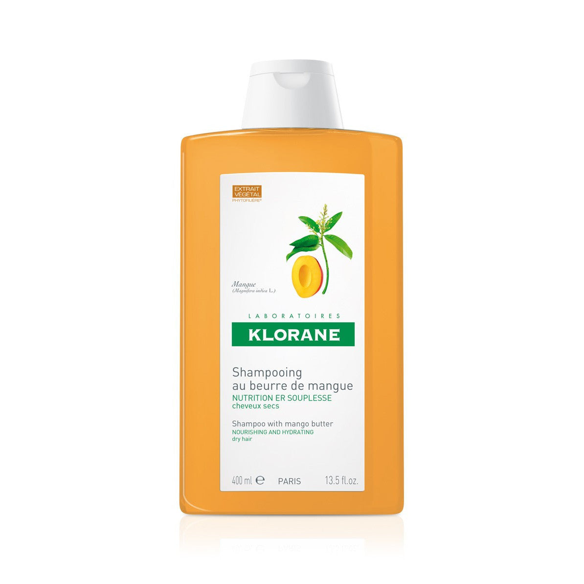 Klorane Shampoo with Mango Butter, Shampoo - New London Pharmacy