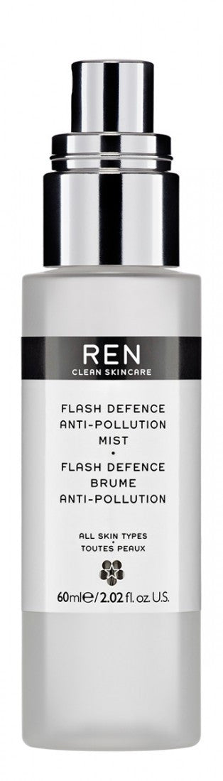 REN Flash Defence Anti-Pollution Mist, Skincare - New London Pharmacy