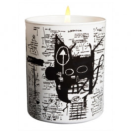 JEAN-MICHEL BASQUIAT - RETURN OF THE CENTRAL FIGURE CANDLE
