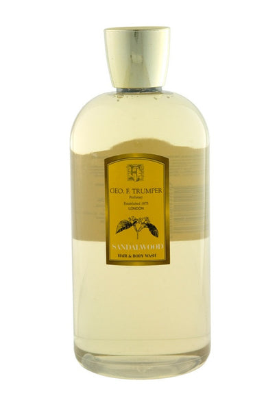 Geo. F. Trumper Sandalwood Hair & Body Wash