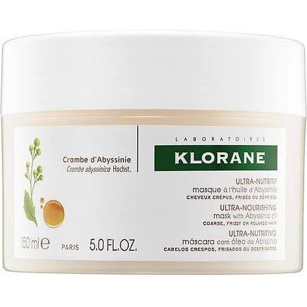 Klorane Ultra-Nourishing Hair Mask With Abyssinia Oil