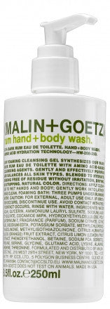 (MALIN + GOETZ) Rum Hand + Body Wash
