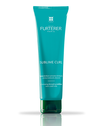 Rene Furterer Paris Sublime Curl Activating Detangling Conditioner