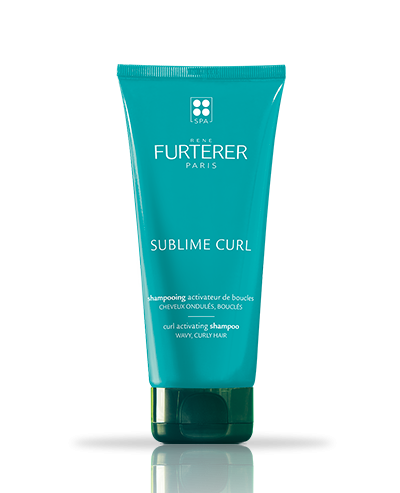 Shop Rene Furterer Paris Sublime Curl Activating Shampoo at New London Pharmacy. SUBLIME CURL Curl activating shampoo for daily use gently cleanses, shapes and softens delicate curls. The silicone-free formula has a light yet creamy texture that nourishes the hair for defined curls with shape and movement.