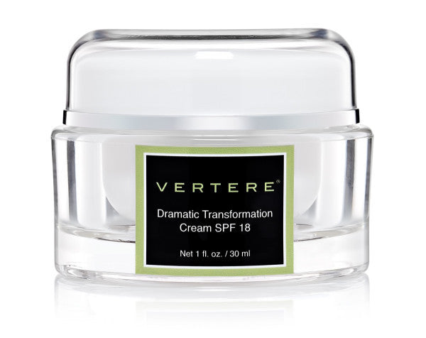 Vertere® Dramatic Transformation Cream SPF 18