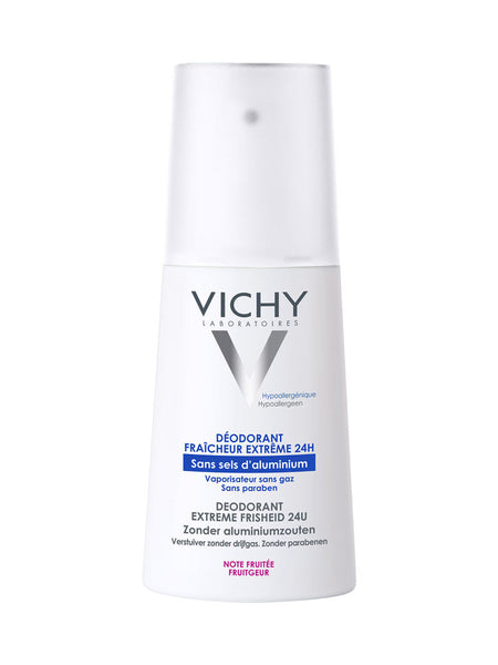 Vichy Laboratories 24 Hour Extreme Freshness Deodorant Aluminum Free