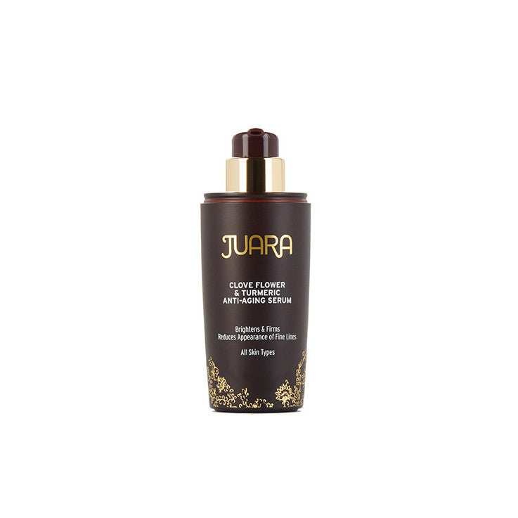 Juara Clove Flower & Turmeric Anti-Aging Serum, Face & Body Oil - New London Pharmacy
