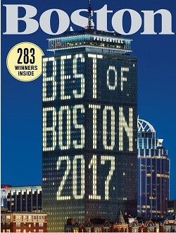 Best Boston Day Spa 2017