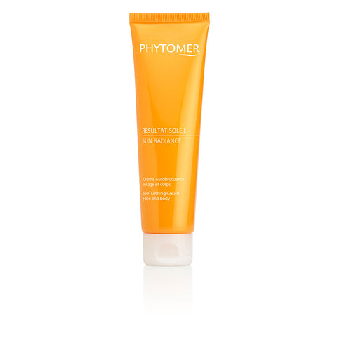 Sun Radiance Self Tanning Cream Face and Body