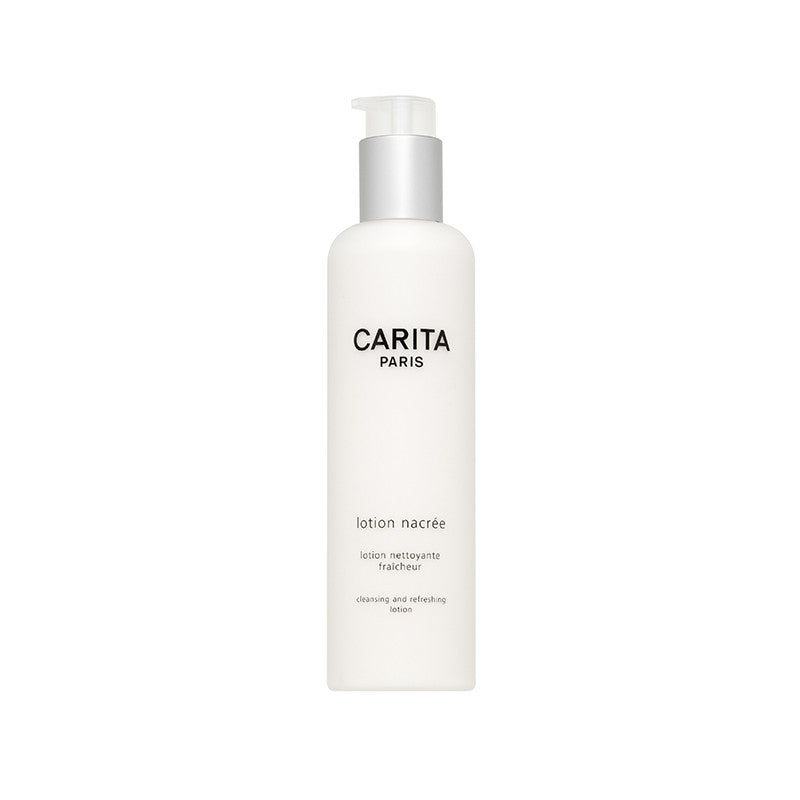 Carita Lotion Nacrée Cleansing Milky Emulsion at Bella Sante Spas