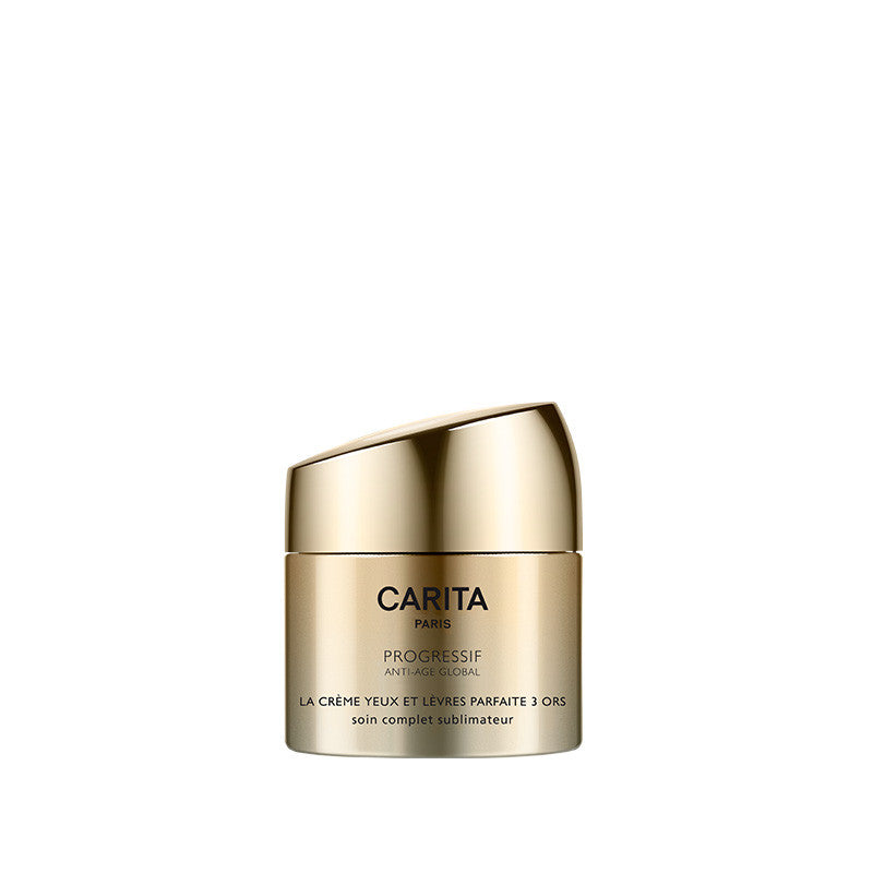 Carita Perfect Cream Trio of Gold for Eyes & Lips at Bella Sante Spas