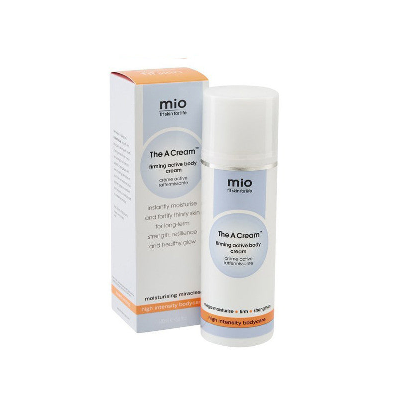 Mio The A Cream Active Body Cream at Bella Sante Spas