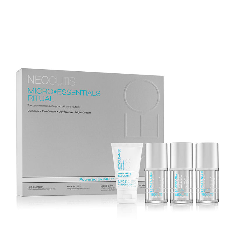 Neocutis Micro•Essentials Ritual System at Bella Sante Spas