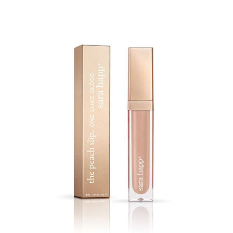 The Peach Slip: One Luxe Gloss
