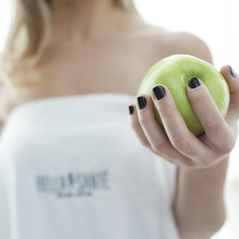 New For Fall: Apple Toddy Manicure and Pedicure