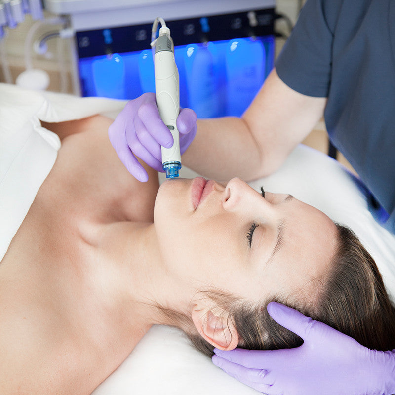 hydrafacial at bella sante spas boston