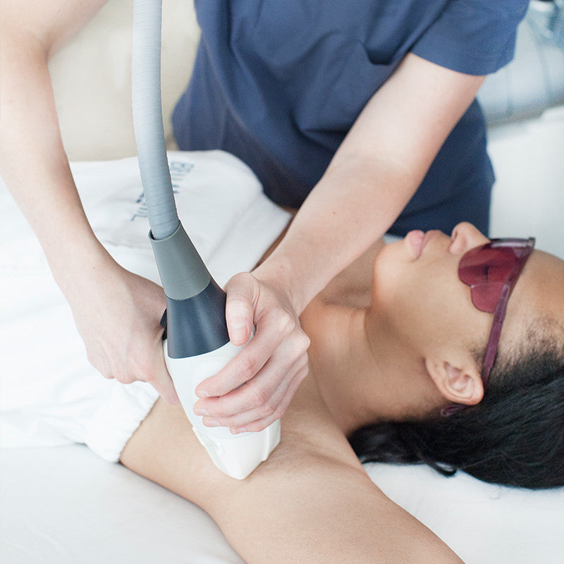 vectus laser hair removal at bella sante spas boston