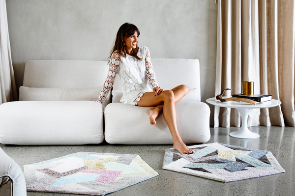 Charming Designer Bath Rugs And Mats