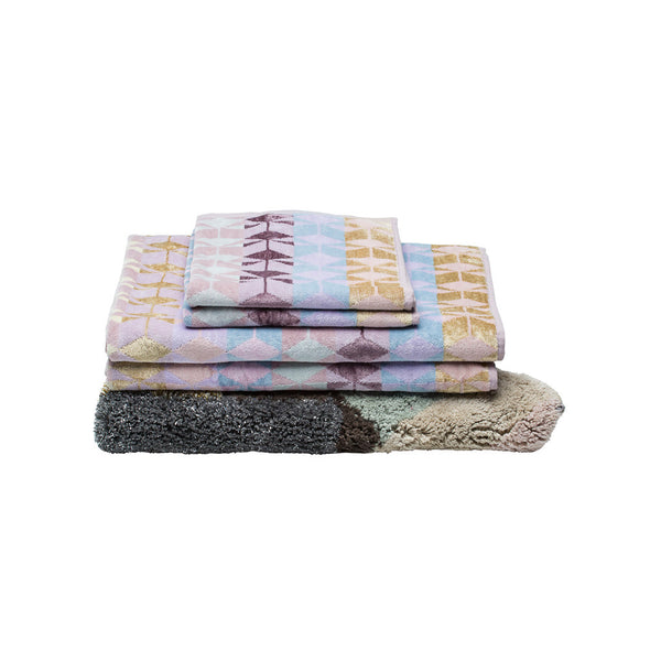 Tenera Bath Sheet and Vulcan Rug Pack