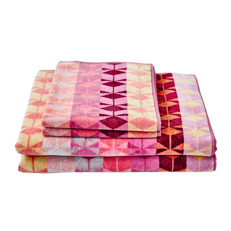 Acer Bath Sheet or Pool Towel Makeover Set