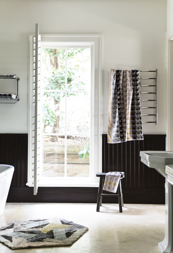 Fidelis Bath Towel Bathroom Makeover Set