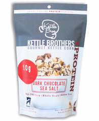 Dark Chocolate Sea Salt - PROTEIN POPCORN