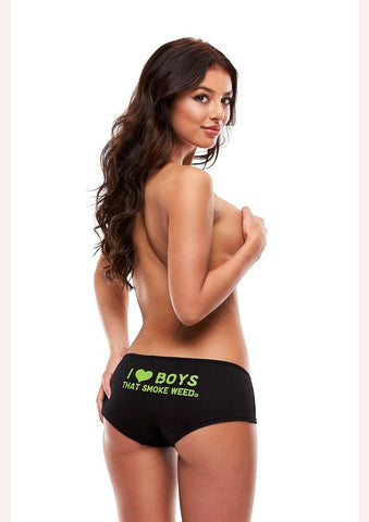 I Love Boys Boy Short - Divine Triixz