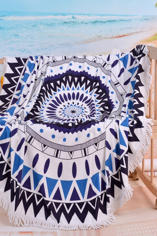 Tribal Beach Throw