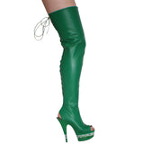 0975L-Thigh High-LA Heels- Divine Triixz