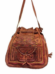 Moroccan Leather Handbags & Bags